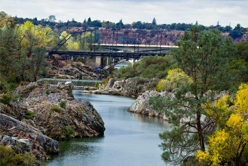 Three Bridges of Folsom 173