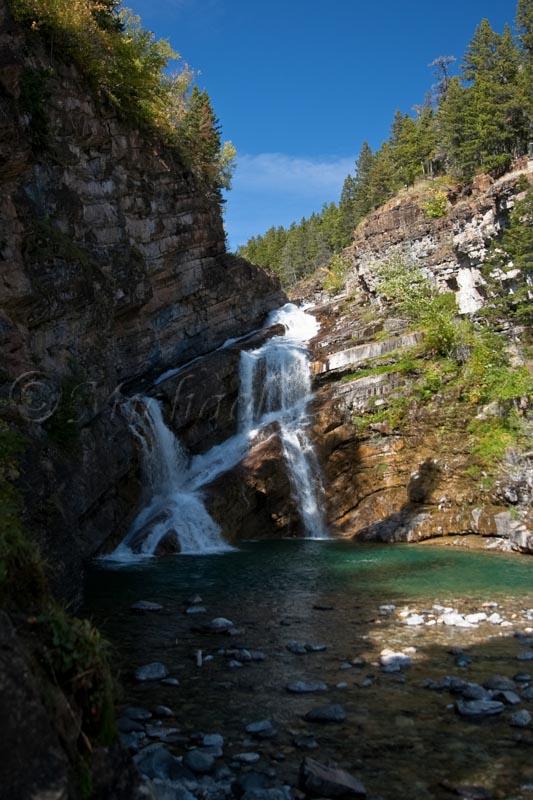 Water Falls 1542
